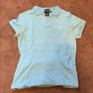 Ralph Lauren Skinny Polo Shirt
